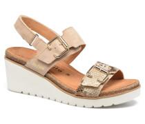 Vinciane Sandalen in beige