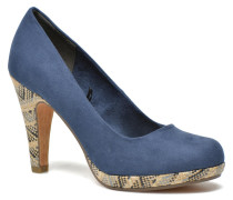 Bargenda Pumps in blau