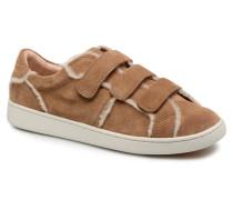 Alix Spill Seam Sneaker in braun
