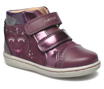 B Flick G. C B6434C Sneaker in lila
