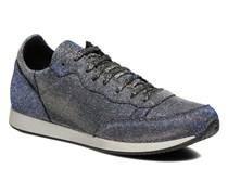 Run Show Sneaker in silber