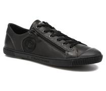 Bump 2 Sneaker in schwarz