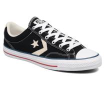 Star Player Ox Evergreen Sneaker in schwarz