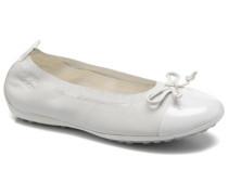 J Piuma Ball F J11B0F Ballerinas in weiß