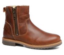 Manfor Stiefeletten & Boots in braun