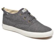 Triumph Mid Wool Sneaker in grau