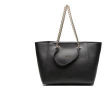 Nikki Chain tote Handtaschen für Taschen in schwarz