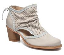 Bahal Stiefeletten & Boots in weiß