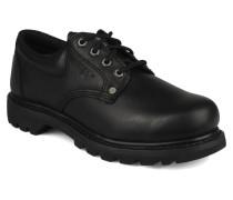 Falmouth Schnürschuhe in schwarz