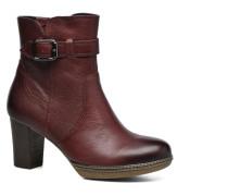 Solenne Stiefeletten & Boots in weinrot