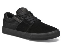 Stacks Vulc II Sneaker in schwarz