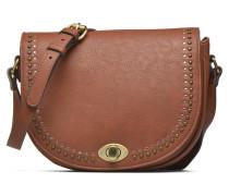 MAPLE ROSE Demilune Handtaschen für Taschen in braun