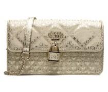 Ophélia Convertible Crossbody Flap S Handtaschen für Taschen in goldinbronze