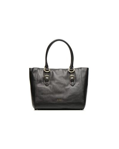 guess damen sale 40 guess jacqueline carryall handtaschen f r taschen schwarz 40. Black Bedroom Furniture Sets. Home Design Ideas