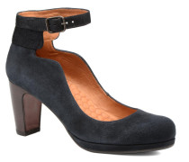 Priole Pumps in blau