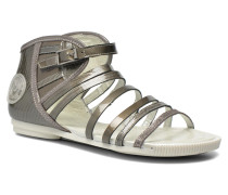 ChicinV Sandalen in silber