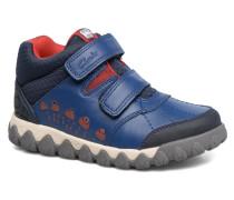 Tyrex Glo Inf Sneaker in blau