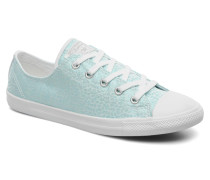 All Star Dainty Sparkle Ox W Sneaker in grün