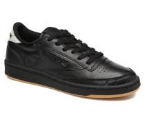 Club C 85 Diamond Sneaker in schwarz