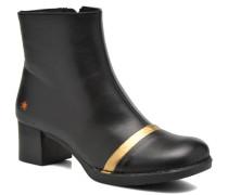 Bristol 0077 Stiefeletten & Boots in schwarz