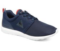 Dynacomf Open Mesh Sneaker in blau