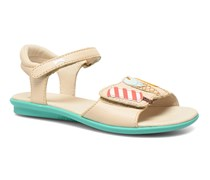 Twins Summer Sandalen in beige