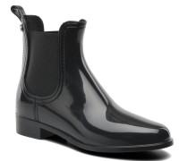 Comfy Stiefeletten & Boots in schwarz