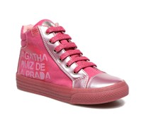 Mini Lollipop Sneaker in rosa
