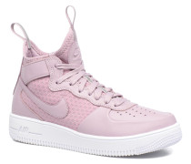 W Air Force 1 Ultraforce Mid Sneaker in lila