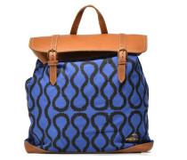AFRICA PROJECT Steamer Squiggle bag Rucksäcke für Taschen in blau