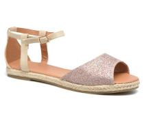 Emma Glitter Sandal Sandalen in rosa
