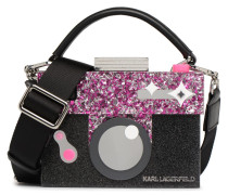 SAFFARI CAMERA MINAUDIERE Mini Bag in schwarz