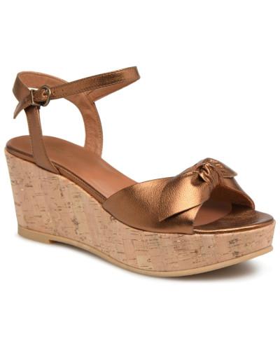 Billige Echte Original Günstig Online Schmoove Damen Ariel Ankle Metal Milled Sandalen in goldinbronze Verkauf Niedrig Versandkosten Rabatt Wirklich x9WCc9yJd