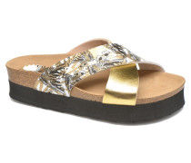 SHOES_BIO 10 MEGARA 3 Clogs & Pantoletten in goldinbronze