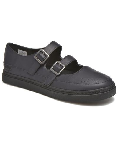 Vector WM Sandalen in schwarz