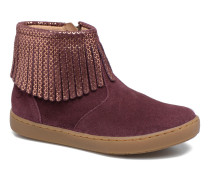 Play Fringe Stiefeletten & Boots in weinrot