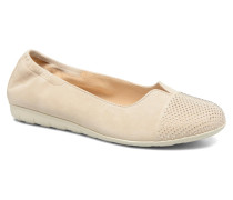 Linda Ballerinas in beige