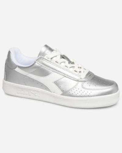 B.Elite L Metallic Wn Sneaker in silber