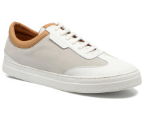 Spark ClassicinVitelainSuedeinVitela Punch Sneaker in weiß