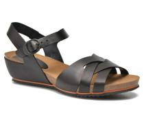 Toka Sandalen in schwarz