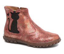 CUTE BOOTS CAT Stiefeletten & Boots in rosa