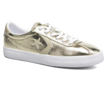 Breakpoint Ox Metallic Canvas W Sneaker in goldinbronze