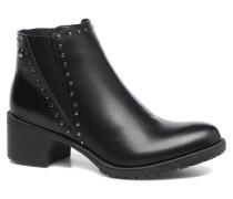 Marine Stiefeletten & Boots in schwarz