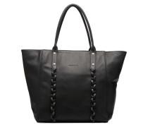 Cabas Tresse Octavie Handtaschen für Taschen in schwarz