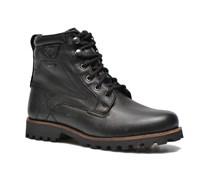 Gedres Stiefeletten & Boots in schwarz