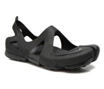 Wmns Free Rift Sandal Sandalen in schwarz