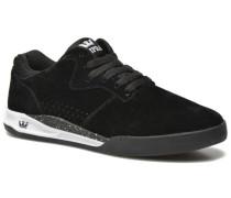Quattro Sneaker in schwarz
