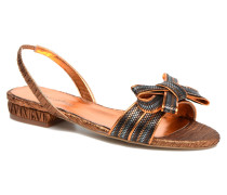 Belcanto Sandalen in orange