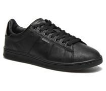 JJ Bane PU Sneaker in grau