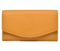 VALENTINE Portemonnaie long Portemonnaies & Clutches für Taschen in gelb